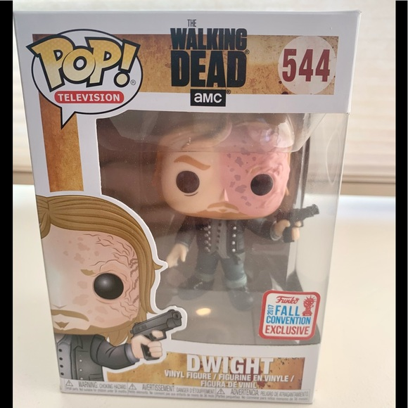 Funko POP Television The Walking Dead #544 DWIGHT